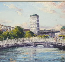 The Ha.penny Bridge